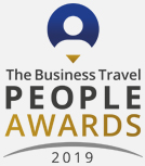 The Business Travel People Awards Logo